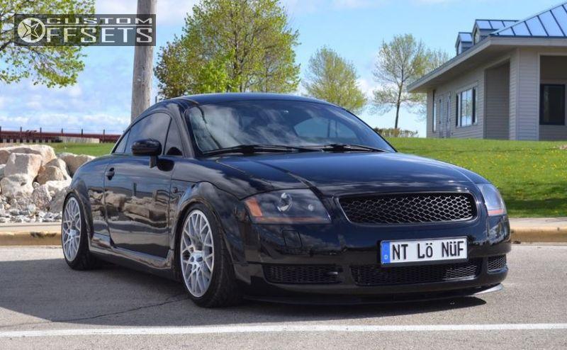 Audi Tt Quattro Rotiform Blq Lowered Adj Coil Overs - 2001 audi tt quattro