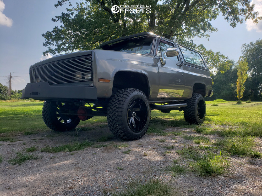 1984 Chevrolet K5 Blazer Arkon Off-Road Lincoln Rough Country