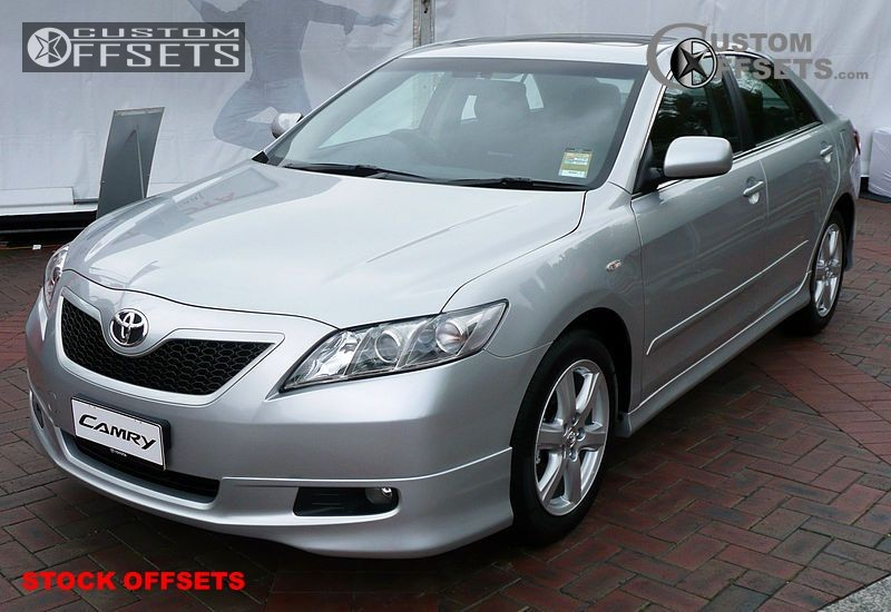 2007 Camry Toyota Se 4dr Sedan 24l 4cyl 5a Stock Silver Tucked 3037 1
