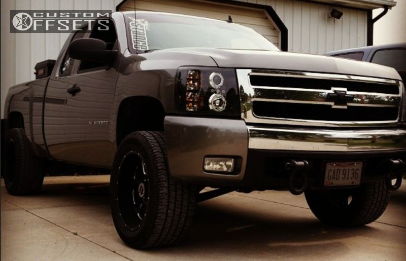 2008 chevrolet silverado 1500 vision fury leveling kit. Black Bedroom Furniture Sets. Home Design Ideas