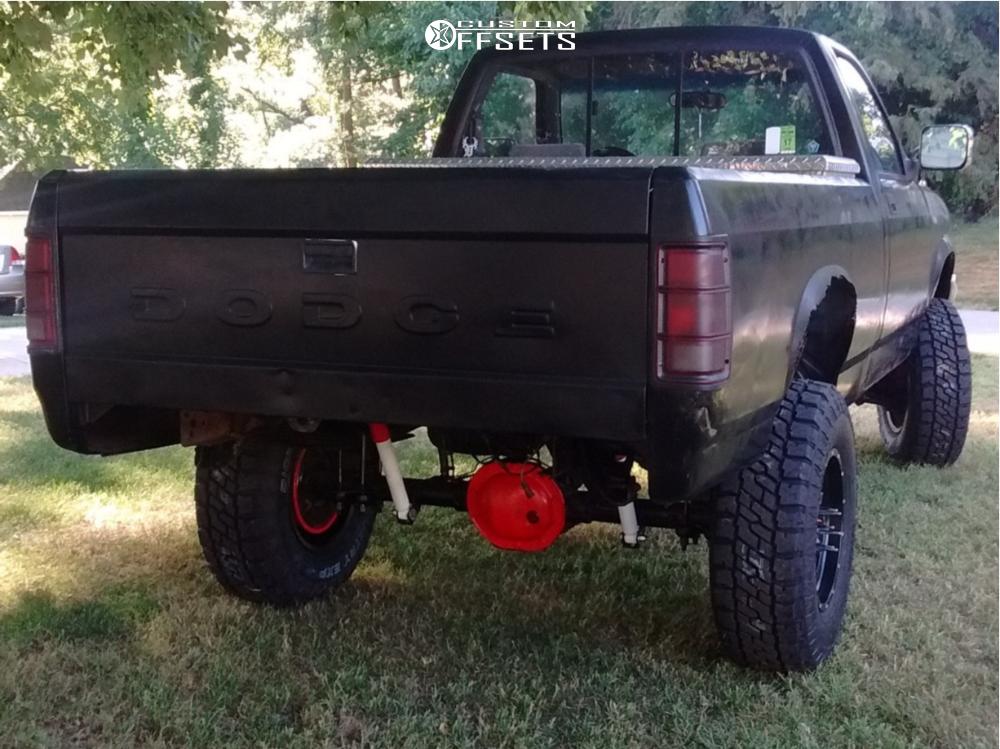 1991 dodge dakota mamba m19 other suspension lift 2 5 custom offsets 1991 dodge dakota mamba m19 other