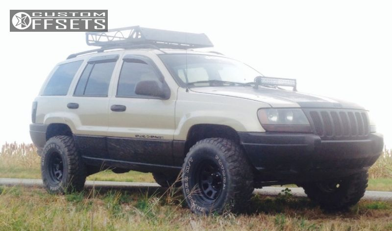 2000 jeep grand cherokee rims