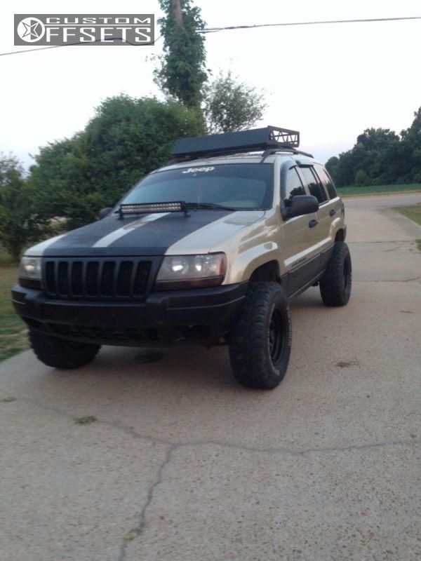 2000 jeep grand cherokee cragar soft 8 leveling kit. Black Bedroom Furniture Sets. Home Design Ideas