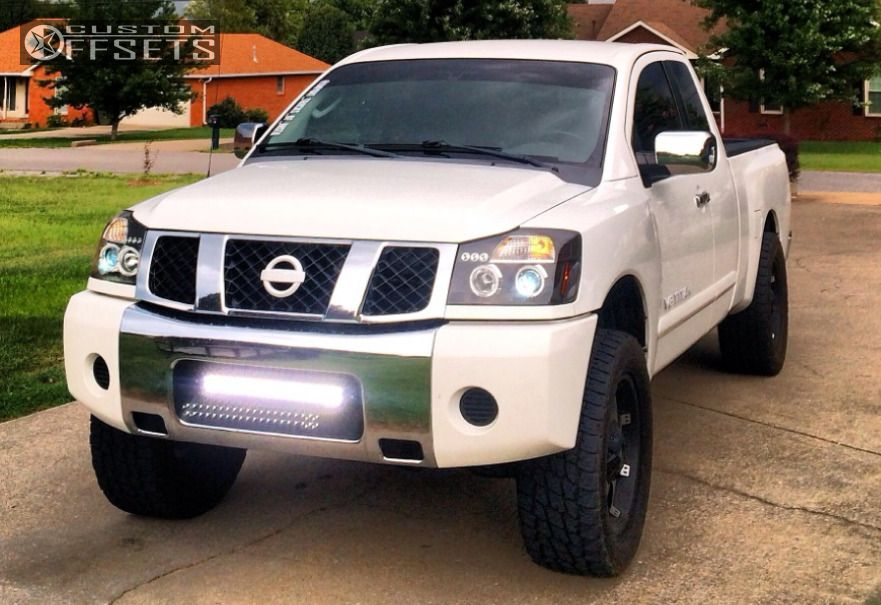 2005 nissan titan american outlaw deputy bilstein. Black Bedroom Furniture Sets. Home Design Ideas