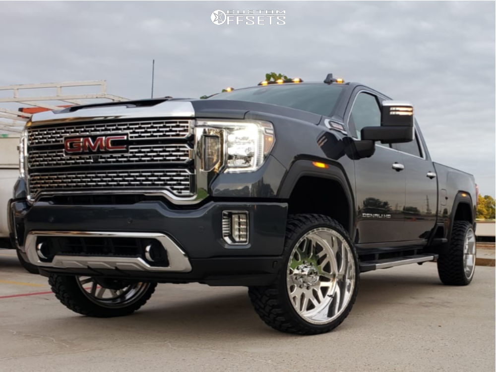 2020 Gmc Sierra 2500 Hd American Force Flux Ss Oem Custom