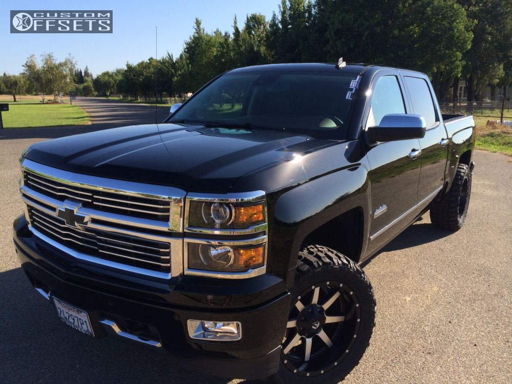 Stock 2014 Silverado Wheel Offset Html Autos Post