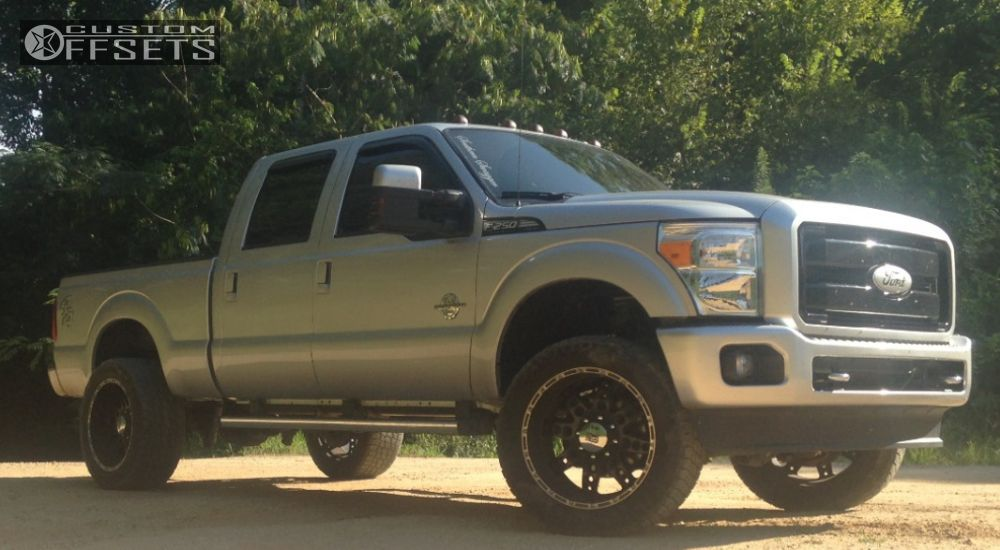 2013 ford f 250 super duty xd diesel rough country suspension lift 3in. Black Bedroom Furniture Sets. Home Design Ideas