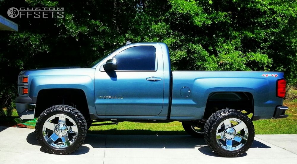 2007 Chevy Silverado Lowered Nnbs 22s 532863 furthermore Exterior 48935128 also Chevy Gmc 2500 3500 10 12 Inch Lift Kit additionally Chevy Silverado 2014 Single Cab Lifted in addition 2002 08 Dodge Ram Regular Cab Sub Box Double. on 2009 gmc sierra regular cab