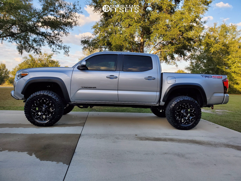 29+ Toyota Tacoma Leveling Kit Before And After