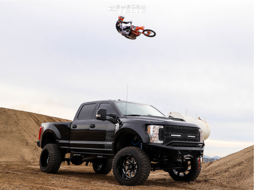 2018 F250 Rough Country