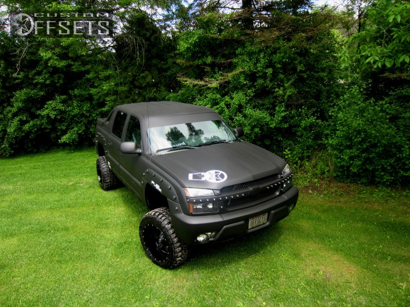898 2 2003 avalanche chevrolet suspension lift 6 fuel driller 2 piece black gunmetal super aggressive 3.jpg