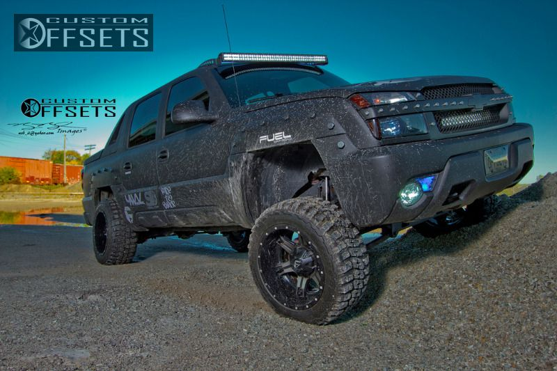 898 35 2003 avalanche chevrolet suspension lift 6 fuel driller 2 piece machined accents super aggressive 3.jpg