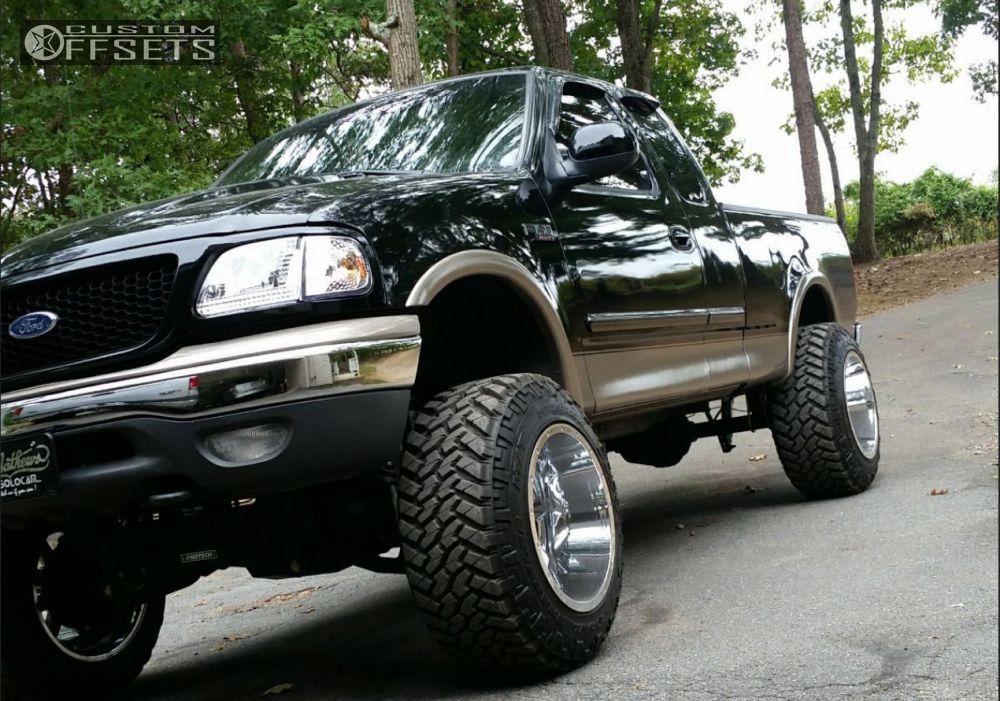 2002 ford f 150 fuel maverick suspension lift 6in. Black Bedroom Furniture Sets. Home Design Ideas