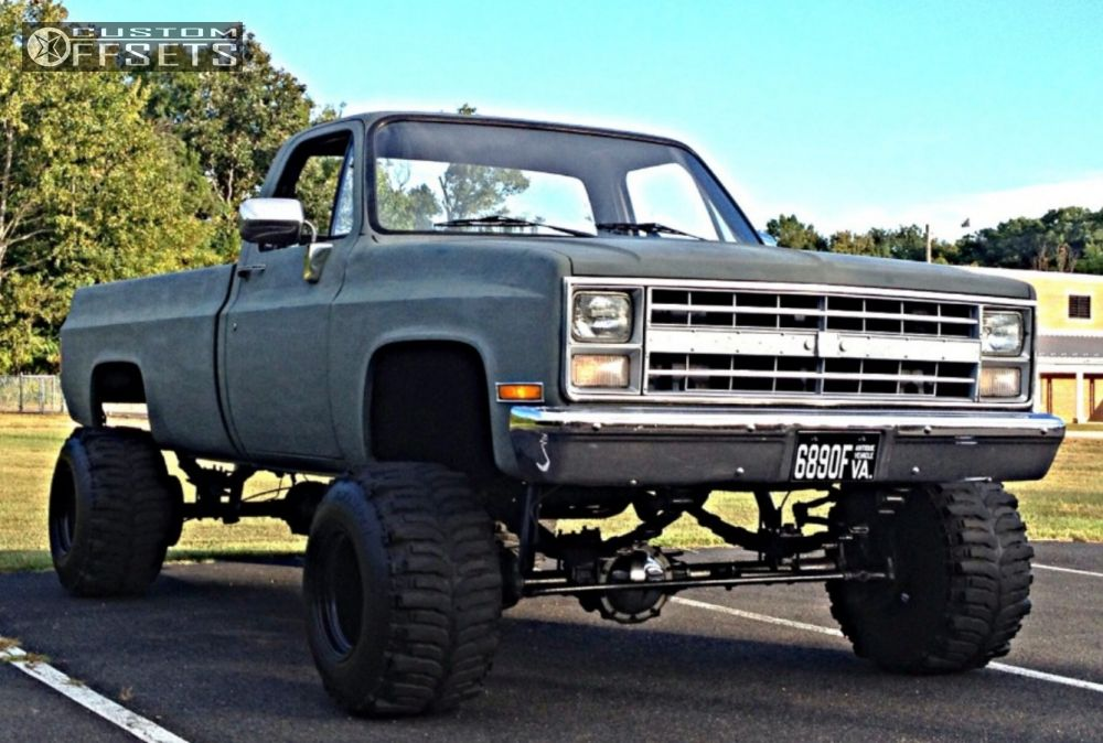 chevy k10 project car for sale
