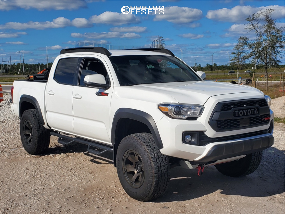 Toyo Open Country AT II Tacoma