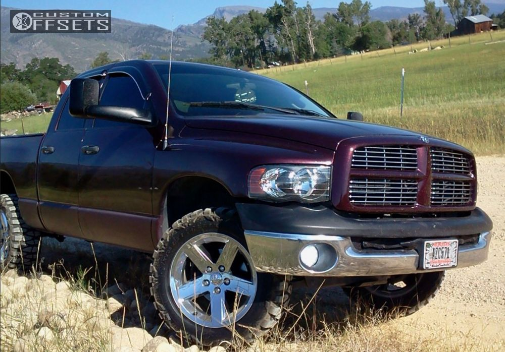 Dodge Ram 1500 Tires >> 2004 Dodge Ram 1500 Factory Reproduction Replicas Rough