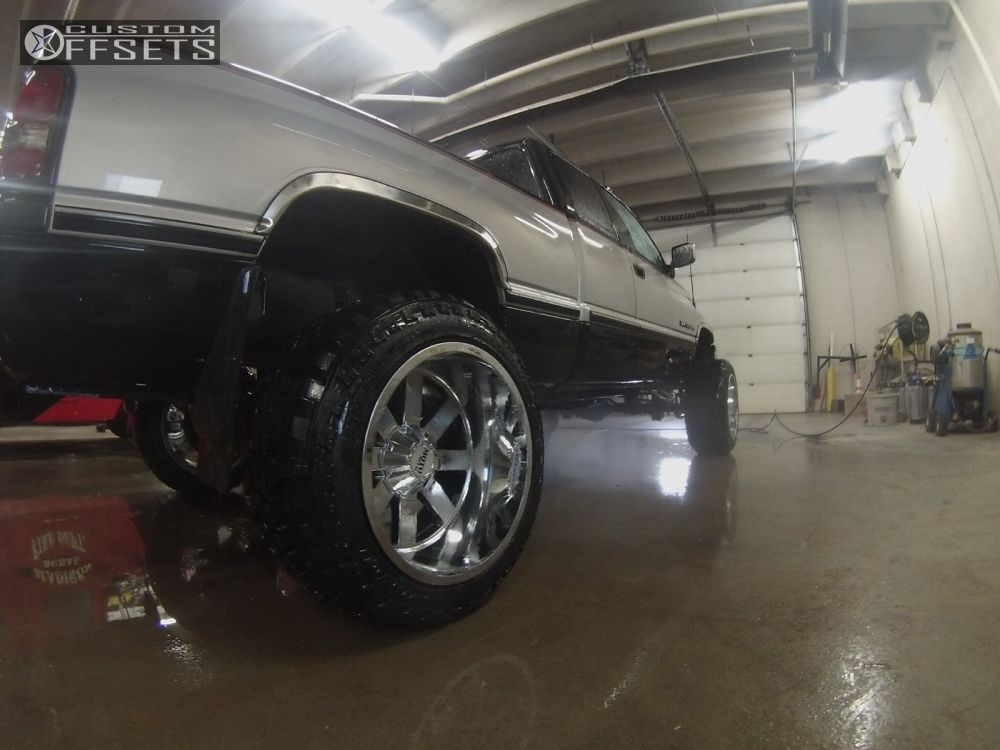 1997 Dodge Ram 1500 5 - Ram Dodge Suspension Lift Moto Metal Mo Chrome Hella Stance - 1997 Dodge Ram 1500 5