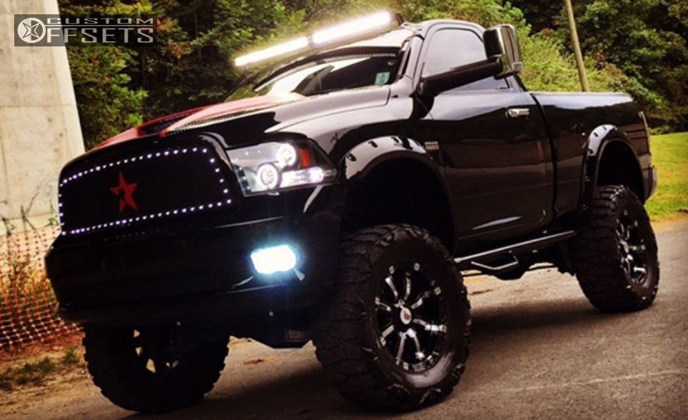 2012 Ram 1500 Rbp 94r Pro Comp Lifted 9in