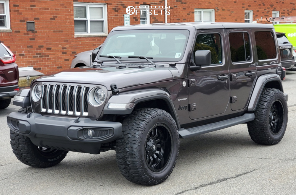 2020 Jeep Wrangler | Fuel Sledge