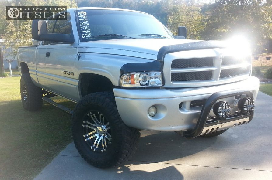 2001 Dodge Ram 1500 American Eagle 197 Tuff Country Custom