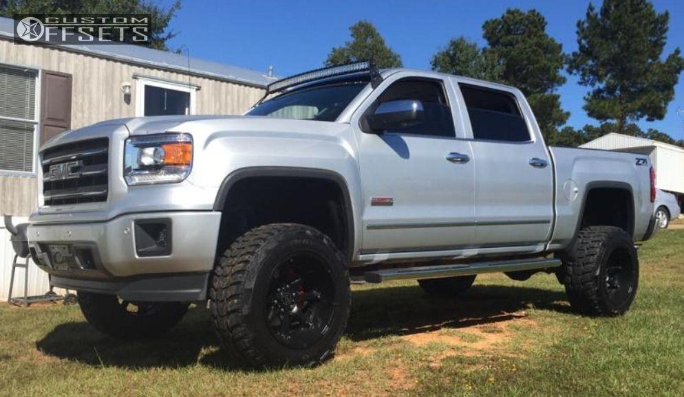 gmc trucks 2014 lifted. 1 2014 sierra 1500 gmc suspension lift 7 black rhino glamis super aggressive 3 5 trucks lifted w