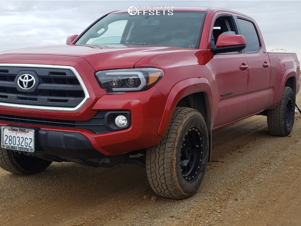 2017 Tacoma Atturo Trail Blade AT