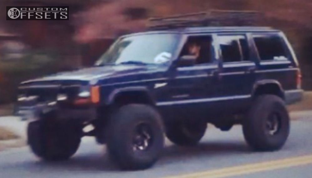 black number itm cherokee halo lights signal samp lhp headlights part led w rs projector other jeep
