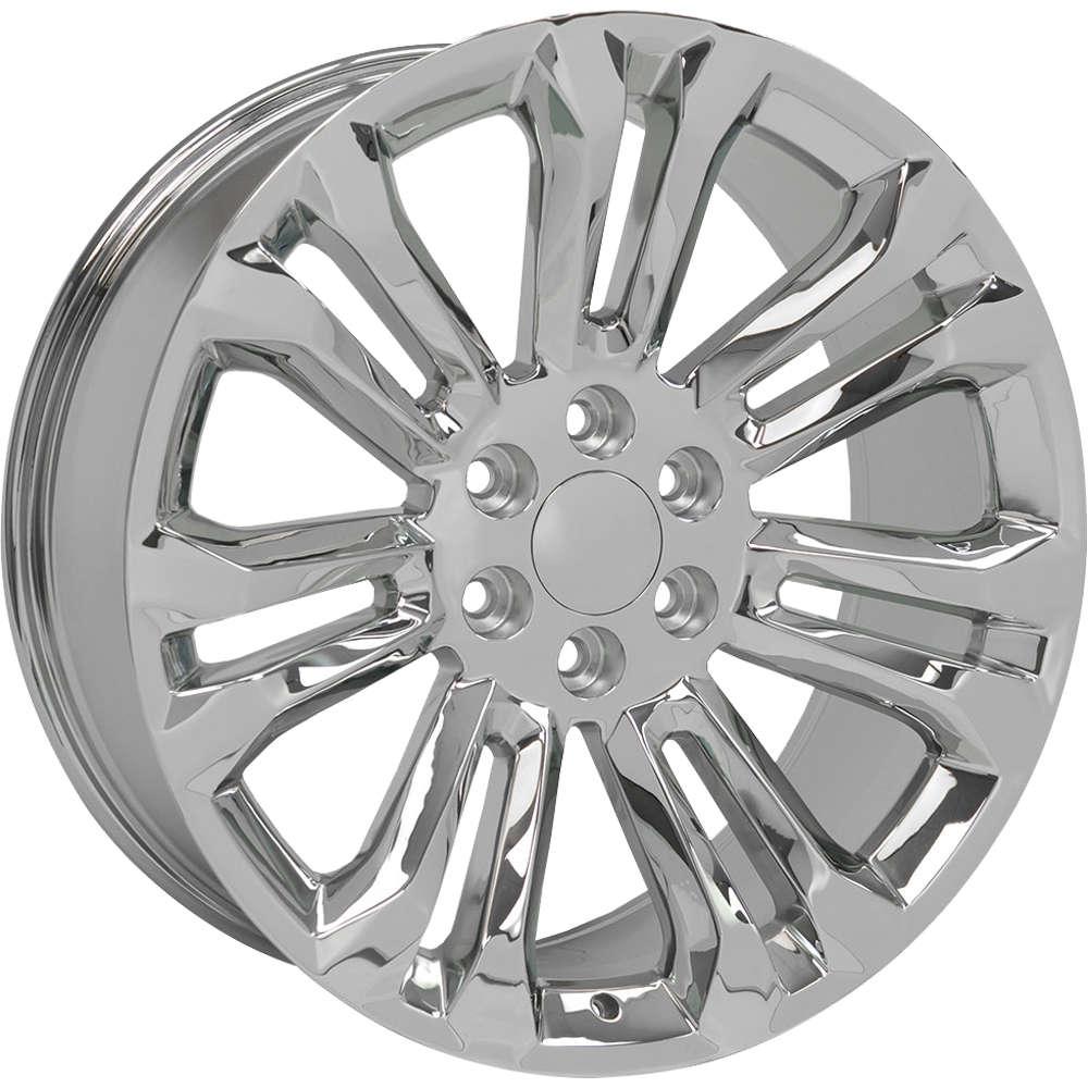 4Play OE Wheels CV43  22x9 +24