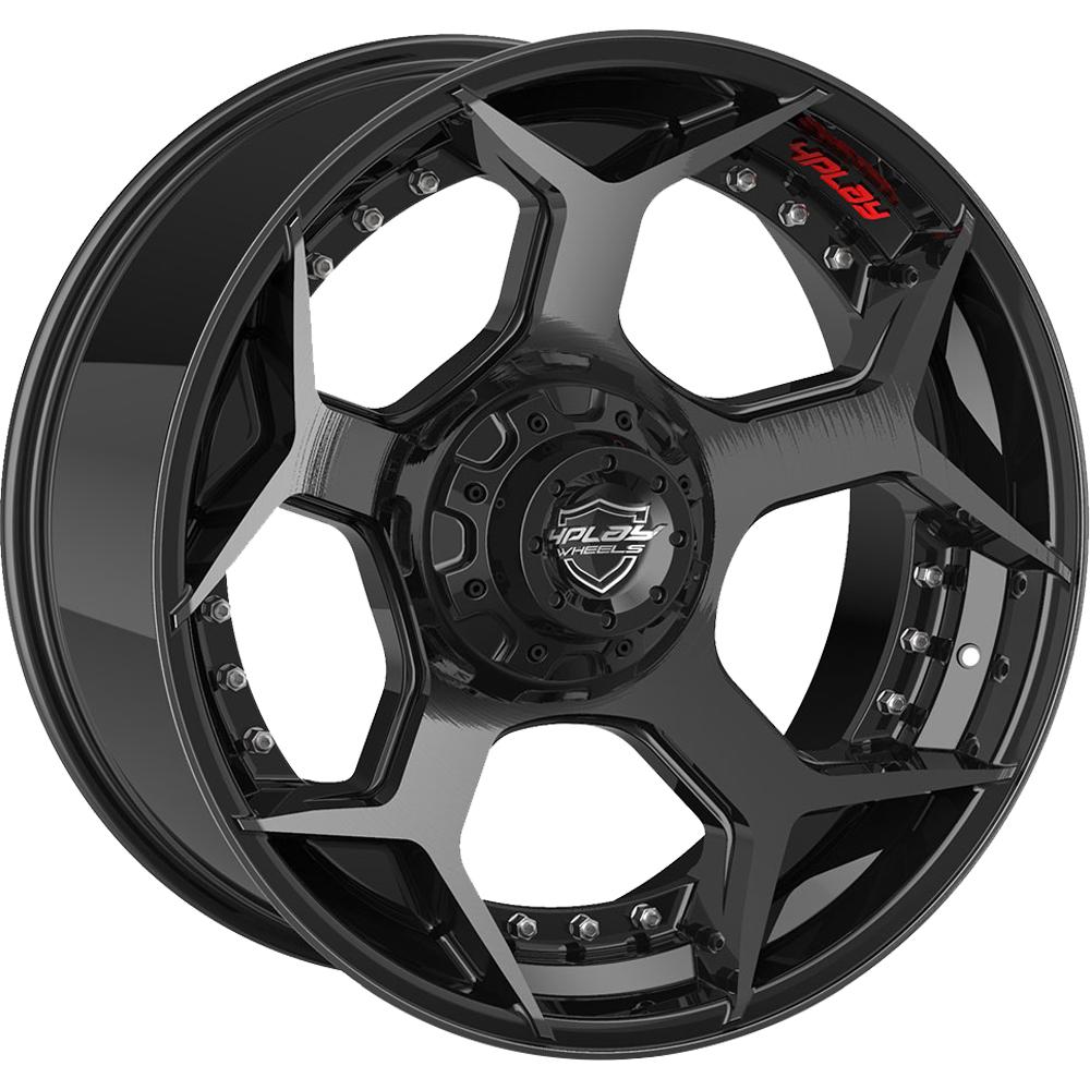 4Play   SD Wheel