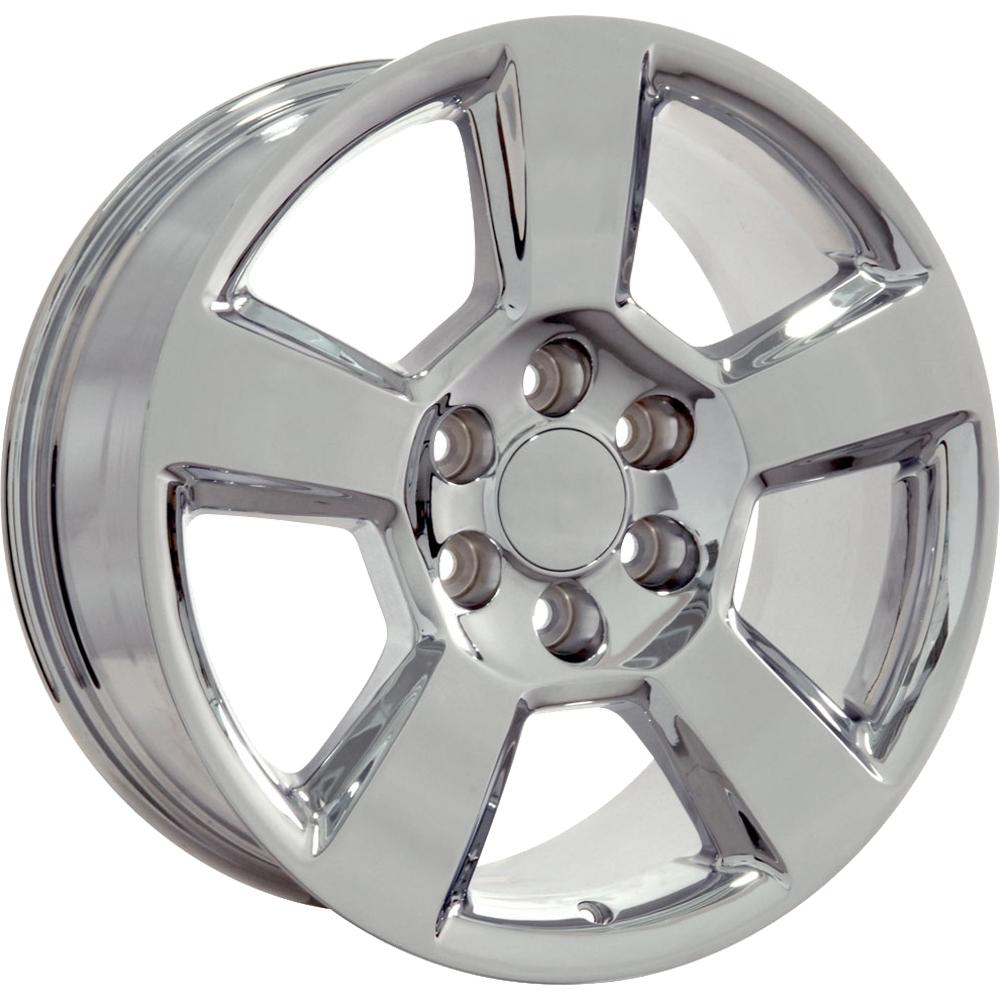 4Play OE Wheels Cv76 20x9 27