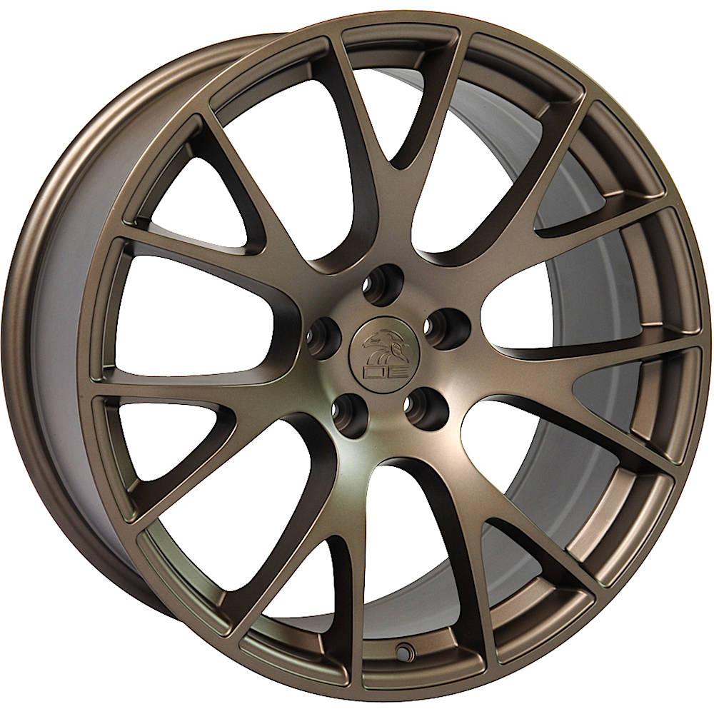 4Play OE Wheels Dg69 22x10 25