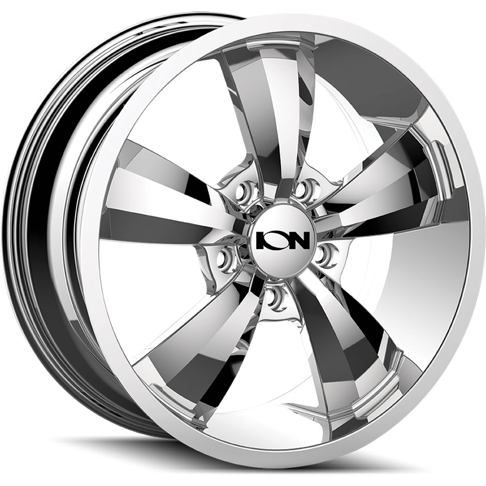 Alloy Ion Style 102 18x8 50