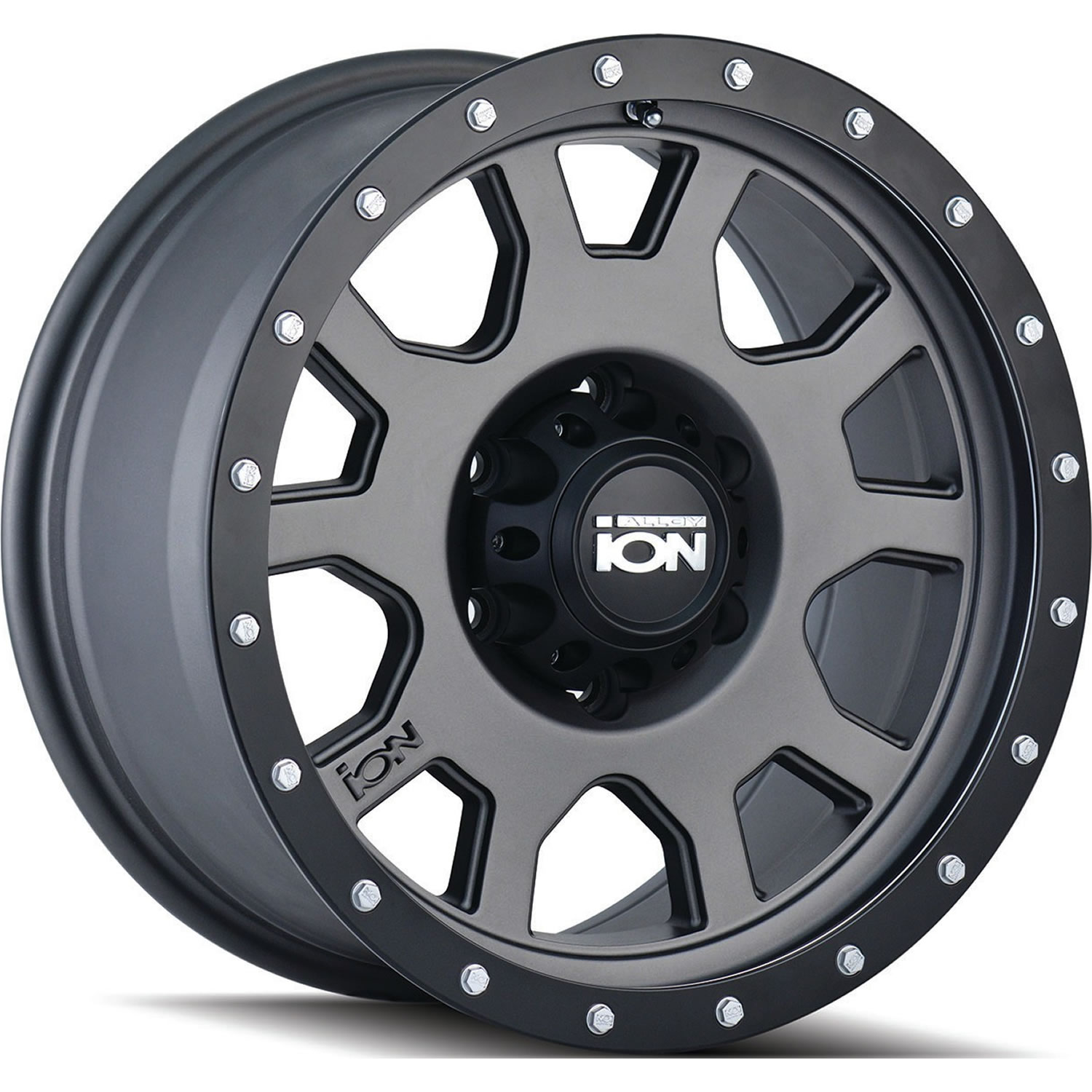 Alloy Ion Style 135 18x9 18 Custom Wheels 135 8978MG18