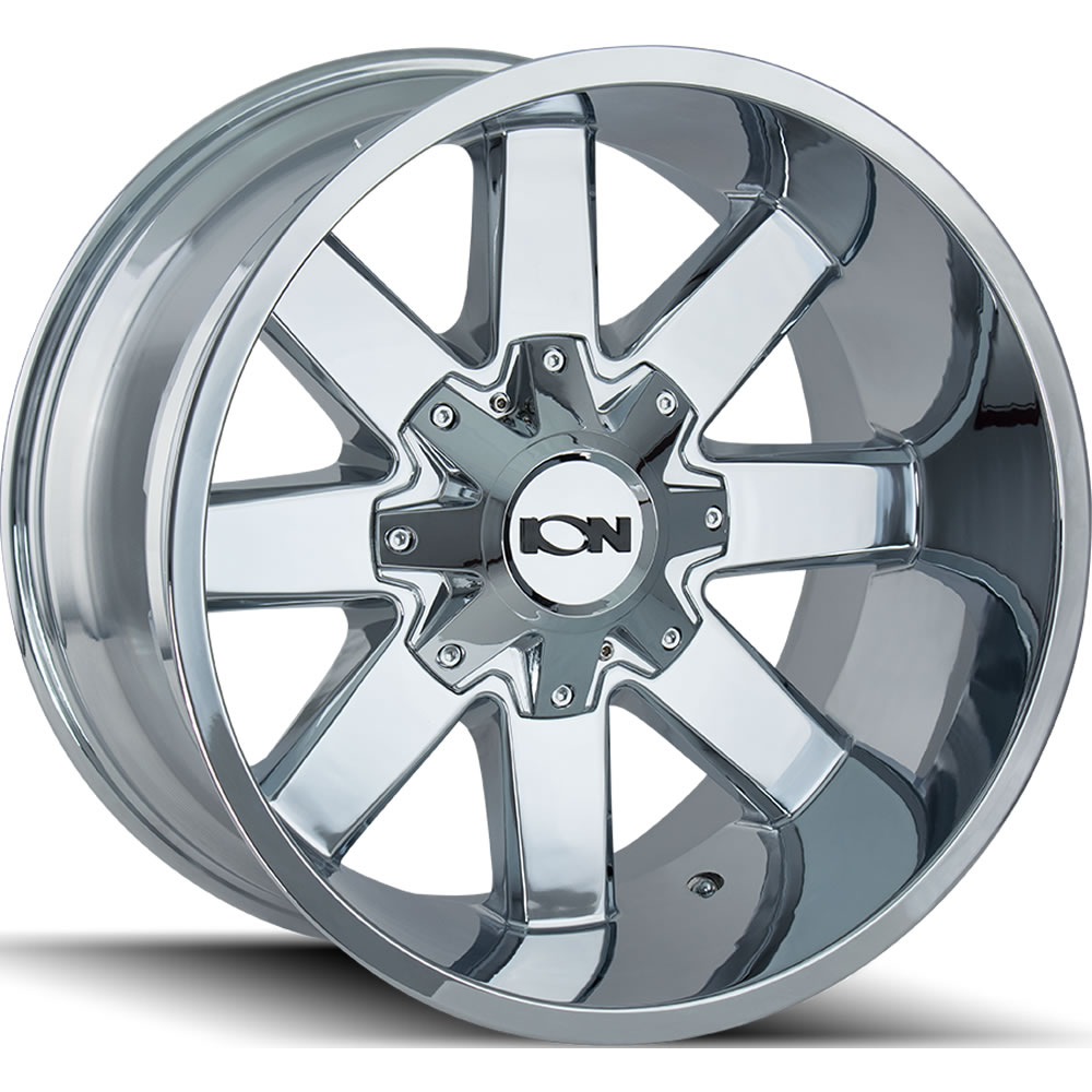 Alloy Ion Style 141 17x9 12