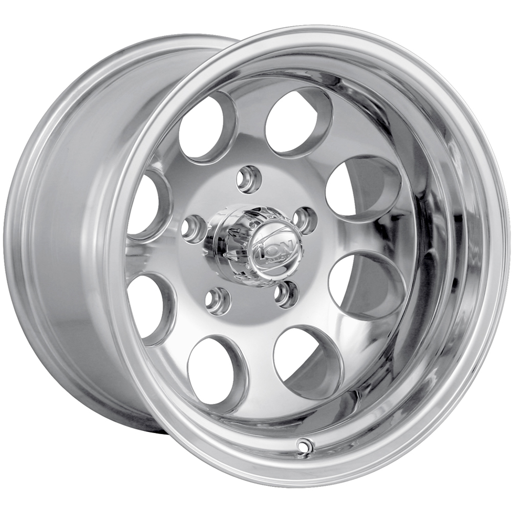 Alloy Ion Style 171 Polished  16x10 -38