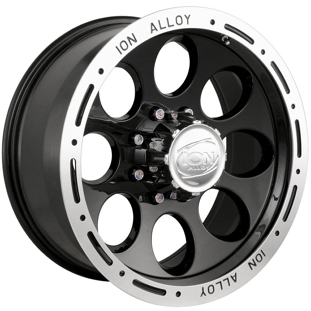 Alloy Ion Style 174 15x8  27mm | 174 5861B