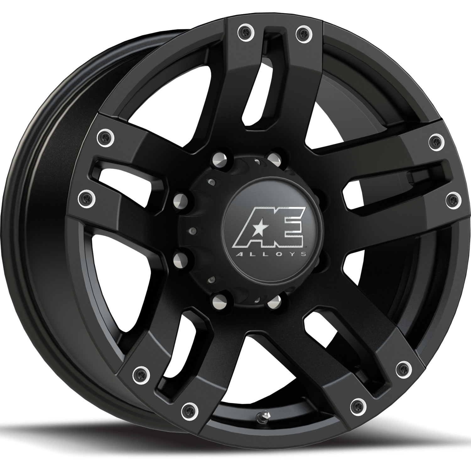 American Eagle 21 18x9 10 Custom Wheels