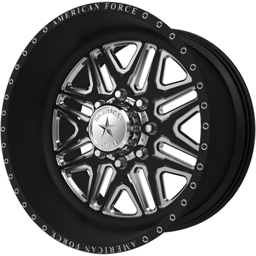 American Force Addict Sf 20x10 25