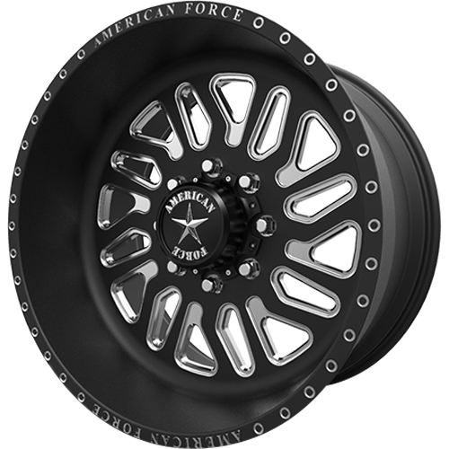 American Force Aero SF 20x9 0mm | G32 2090 4x137 SF