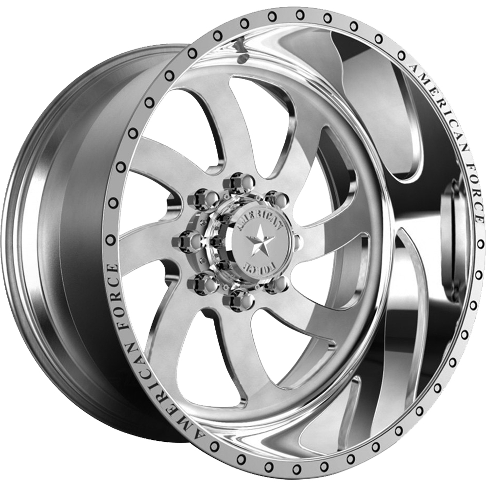 American Force Blade Ss 22x12 40