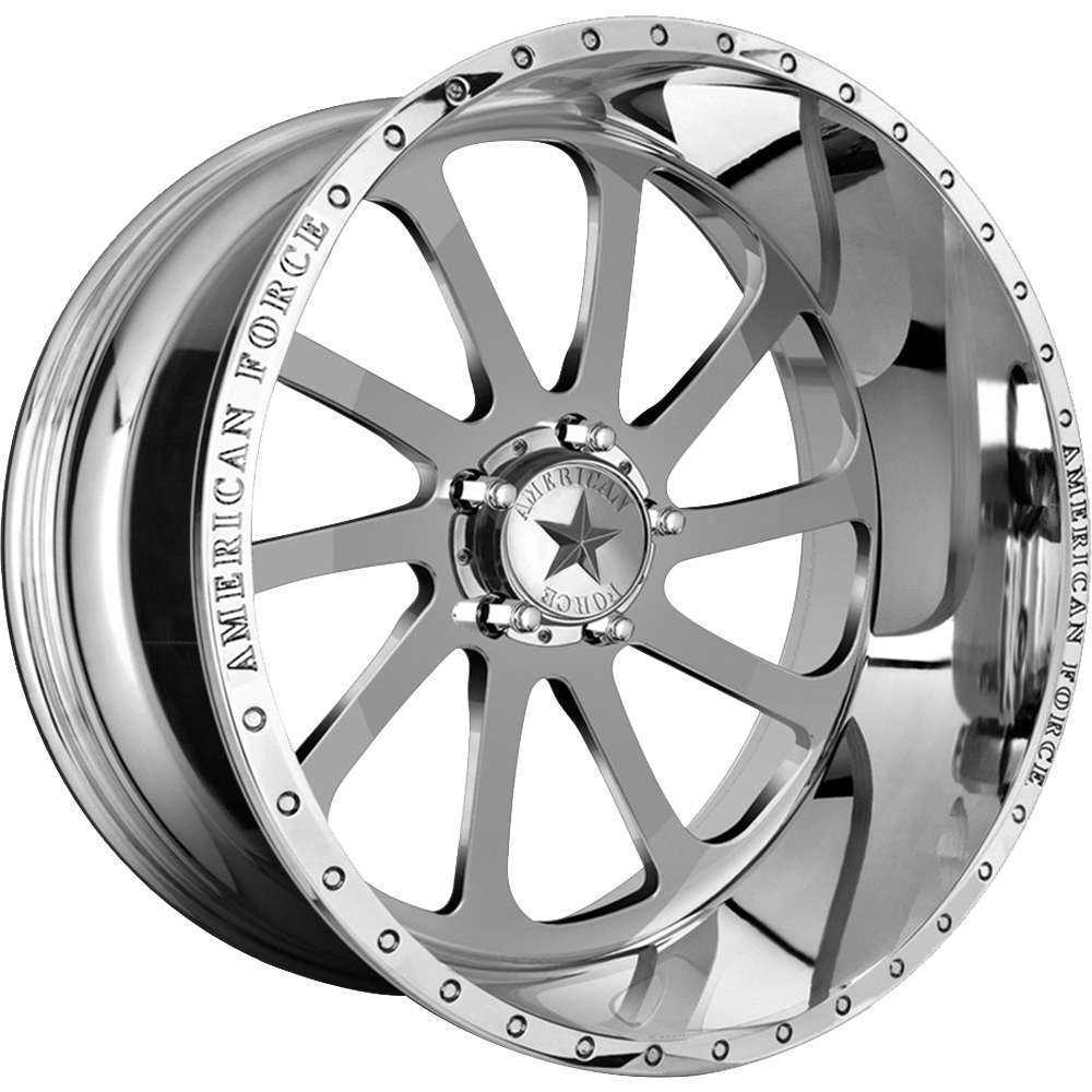 American Force Burnout SS 20x12  40mm | 75 2012 5x475 PP