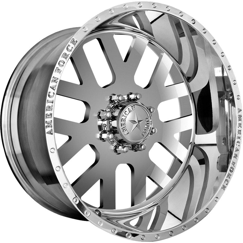 American Force Elite Ss 22x12 -40