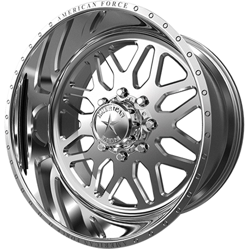 American Force Trax Ss 20x12 40