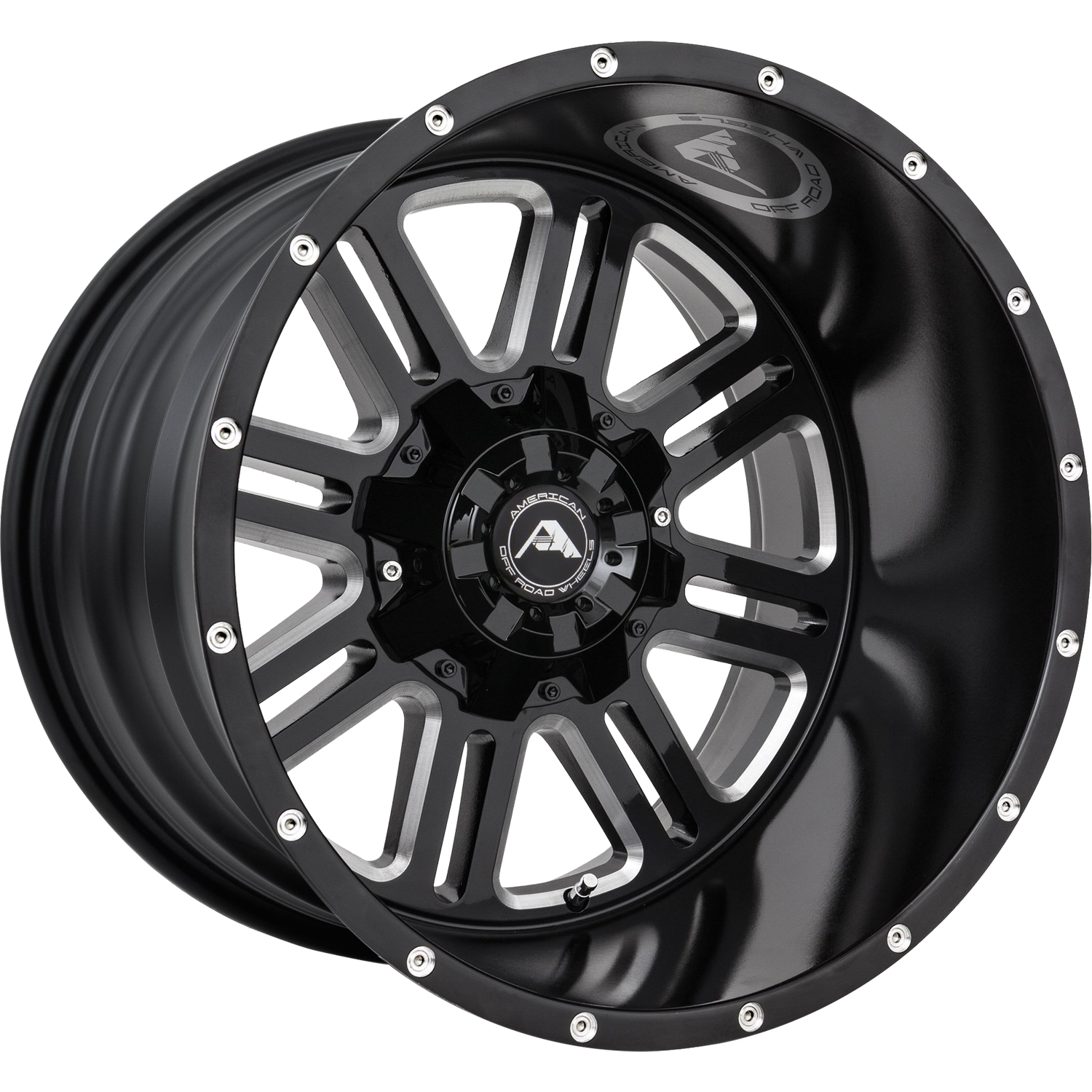 American Offroad Renegade 20x14 -76