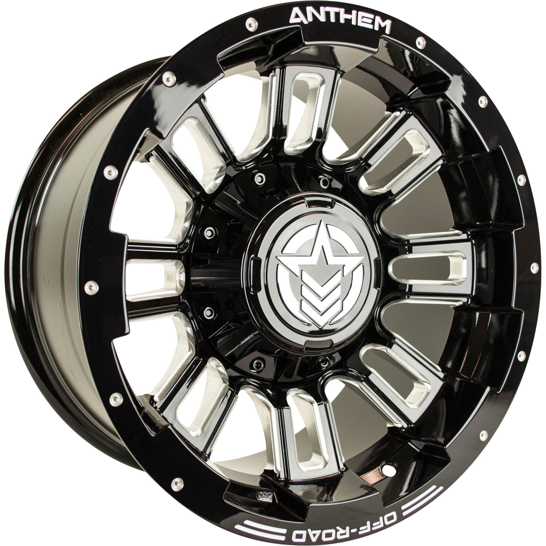 2005 chevrolet silverado 1500 anthem enforcer rough country Chevy Silverado High Country wheels 636 4 anthem enforcer 17x9 12