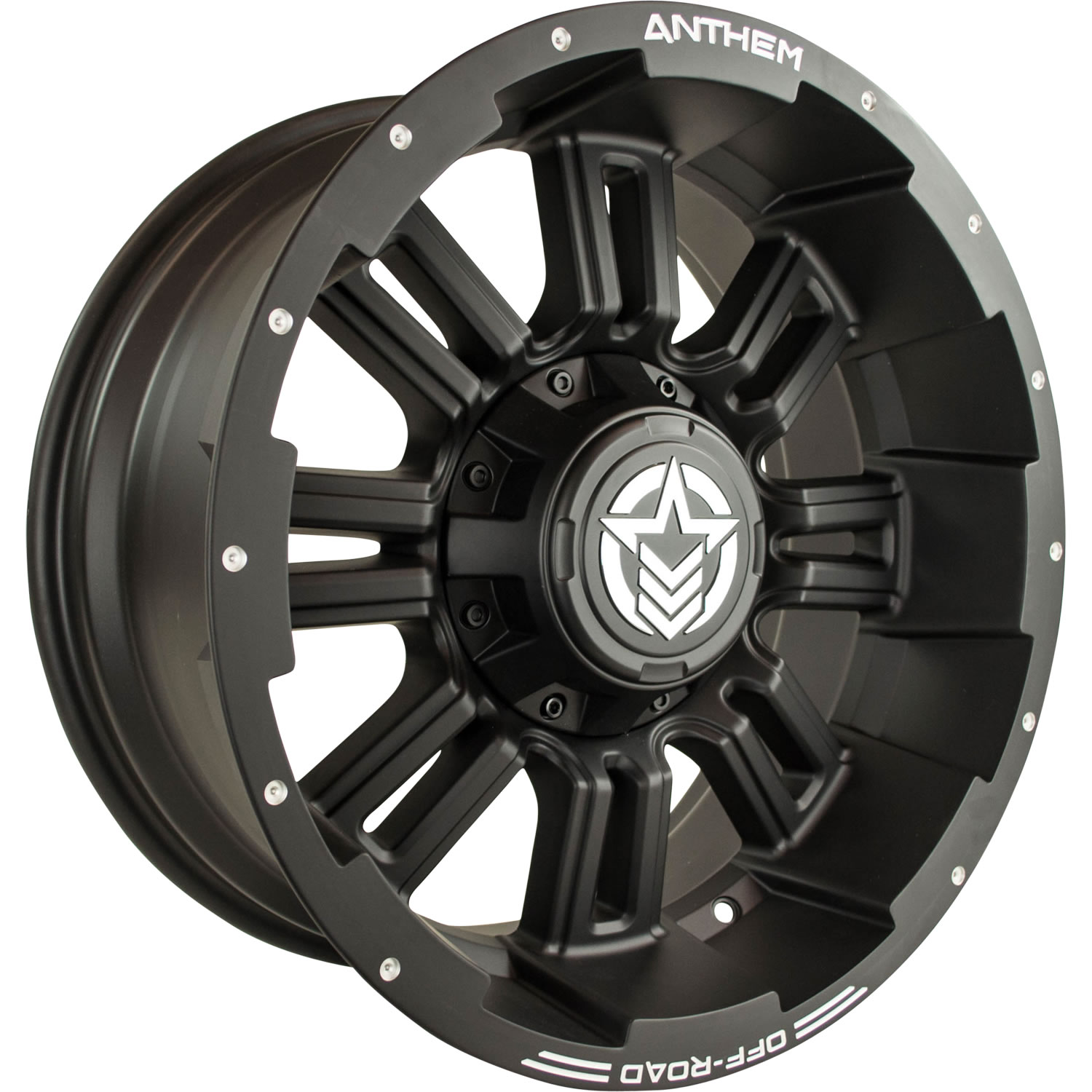 Anthem Enforcer 20x9  12mm | A722209082045D