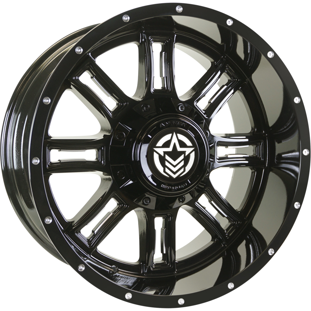 Anthem Instigator 20x10 24 Custom Wheels A771201085045