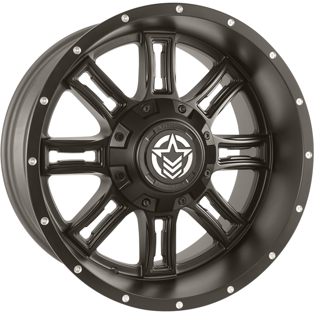Anthem Instigator 20x10 24 Custom Wheels