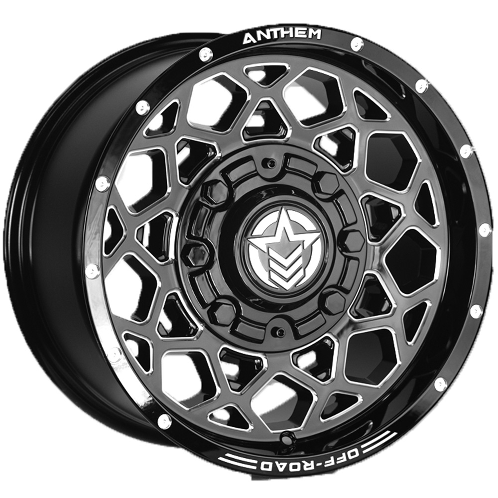 Anthem Off-Road Avenger Wheels