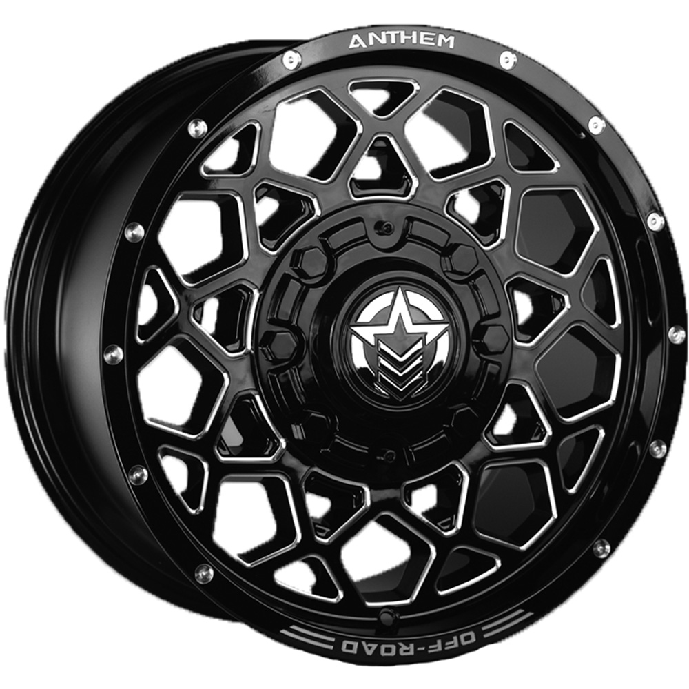 Anthem Off-Road Avenger 18x9 18